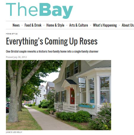 The Bay Magazine Feature