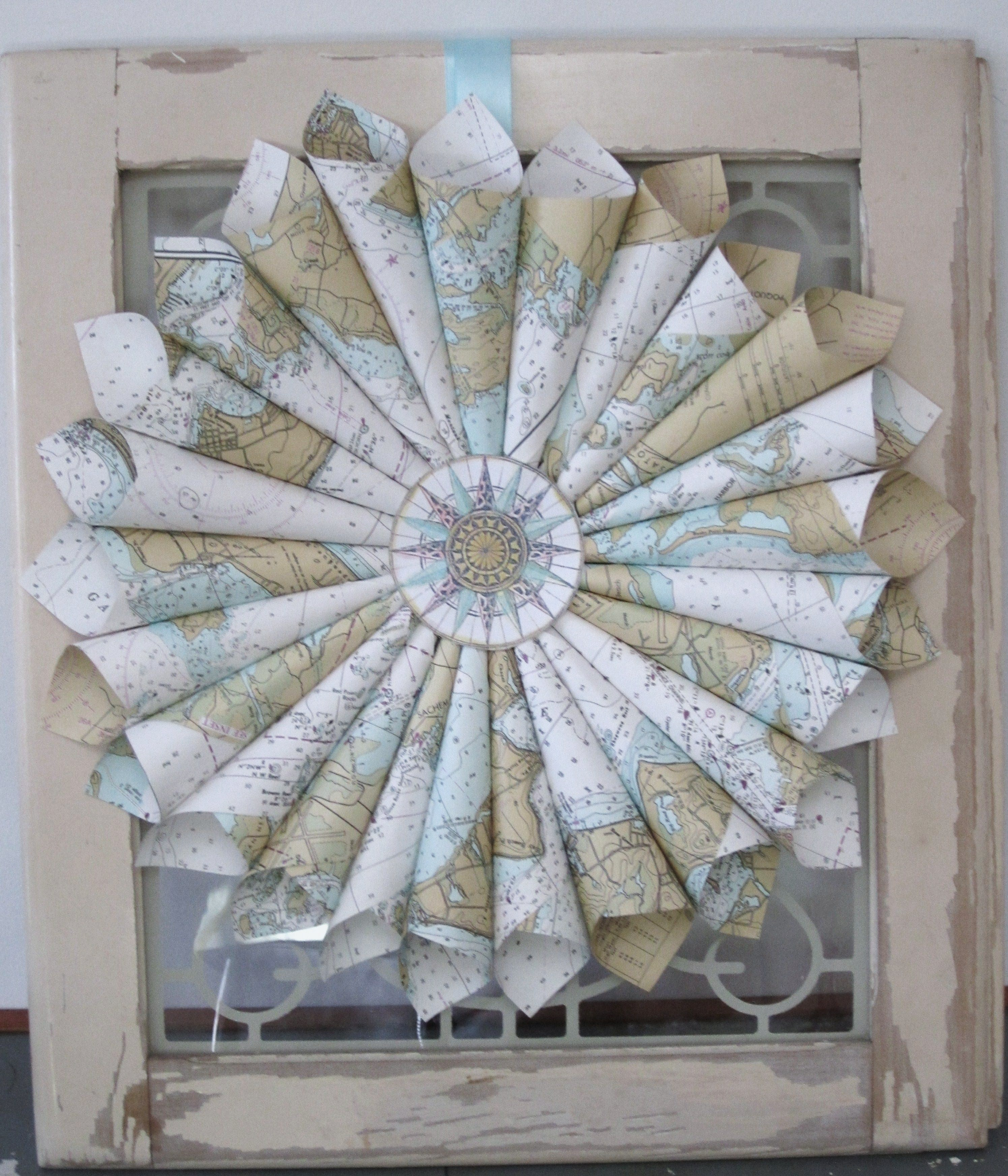 Projects With Vintage Maps - Decorative maps for sale