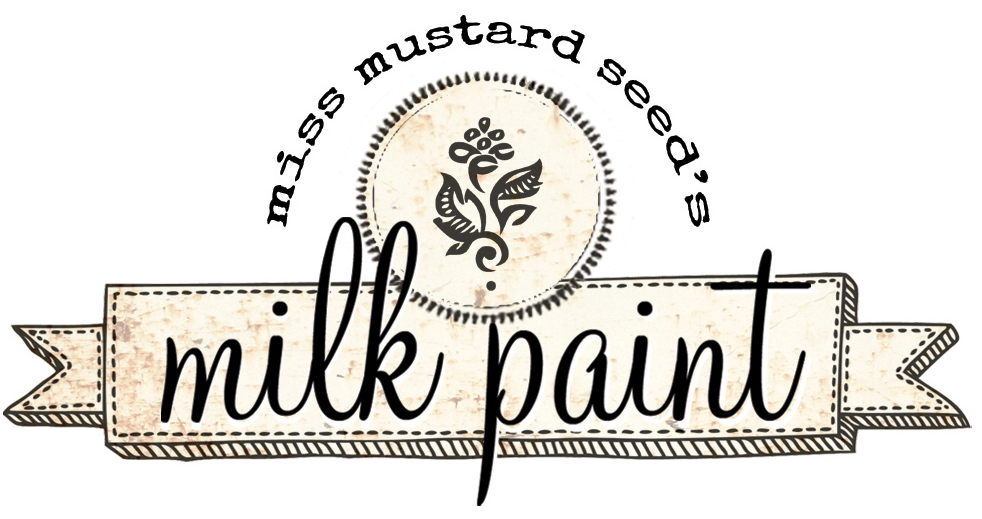 Miss Mustard Seed Milk Paint Logo
