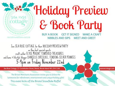 Holida Preview Book Party Nov