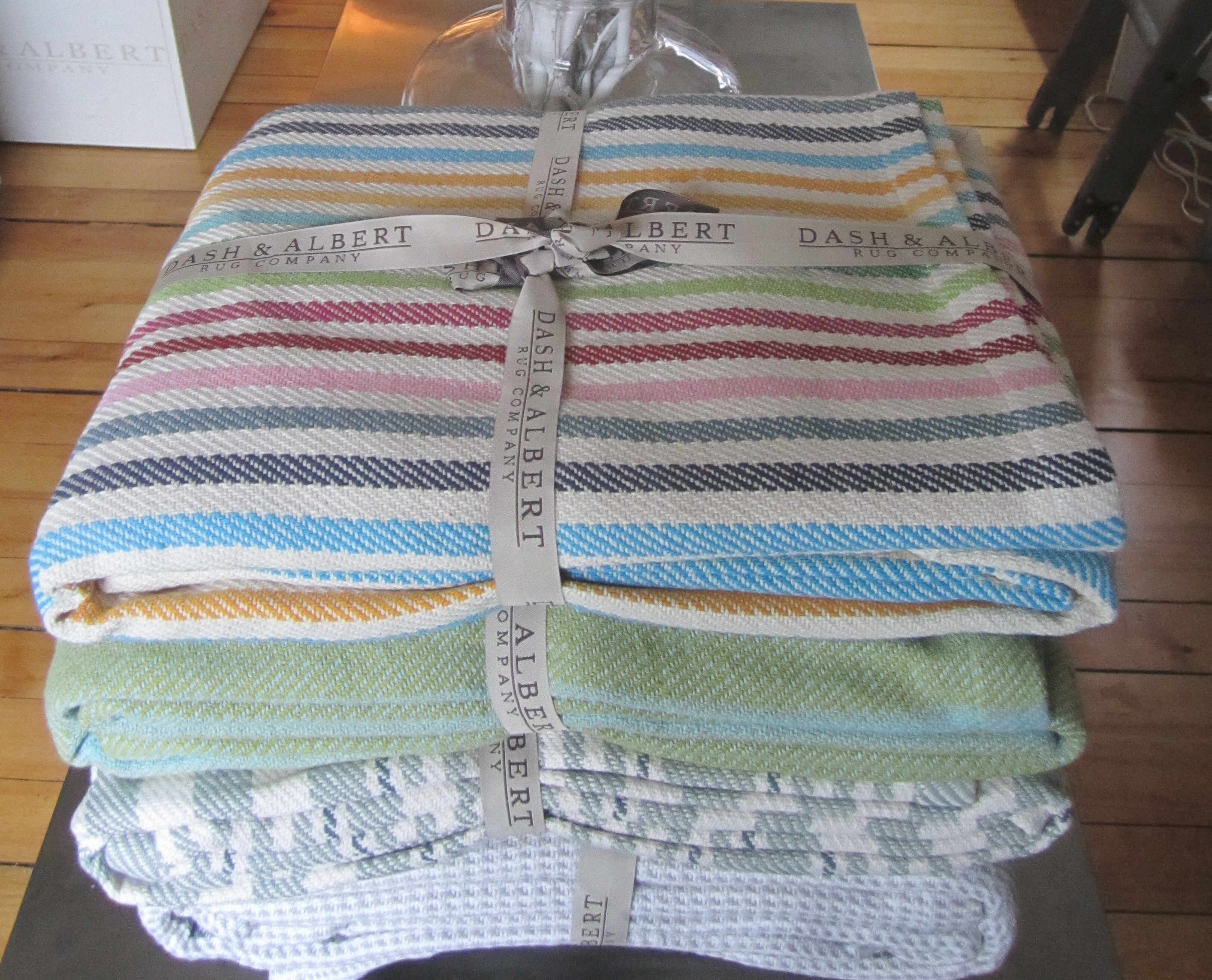 Blog for Dash and albert blankets