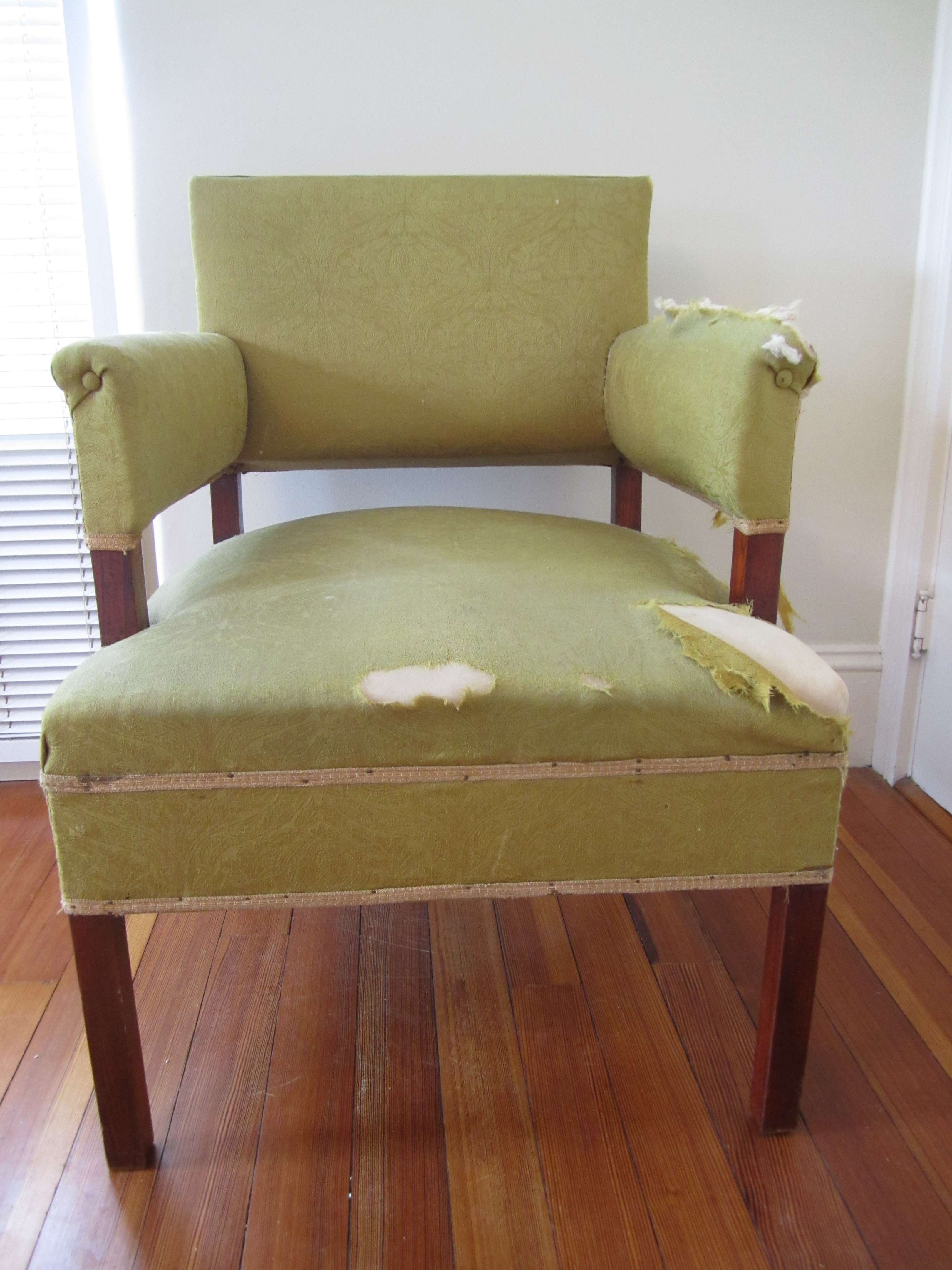 Blithewold Chair Before
