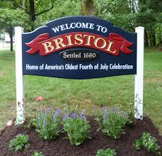 Bristol Welcome Sign