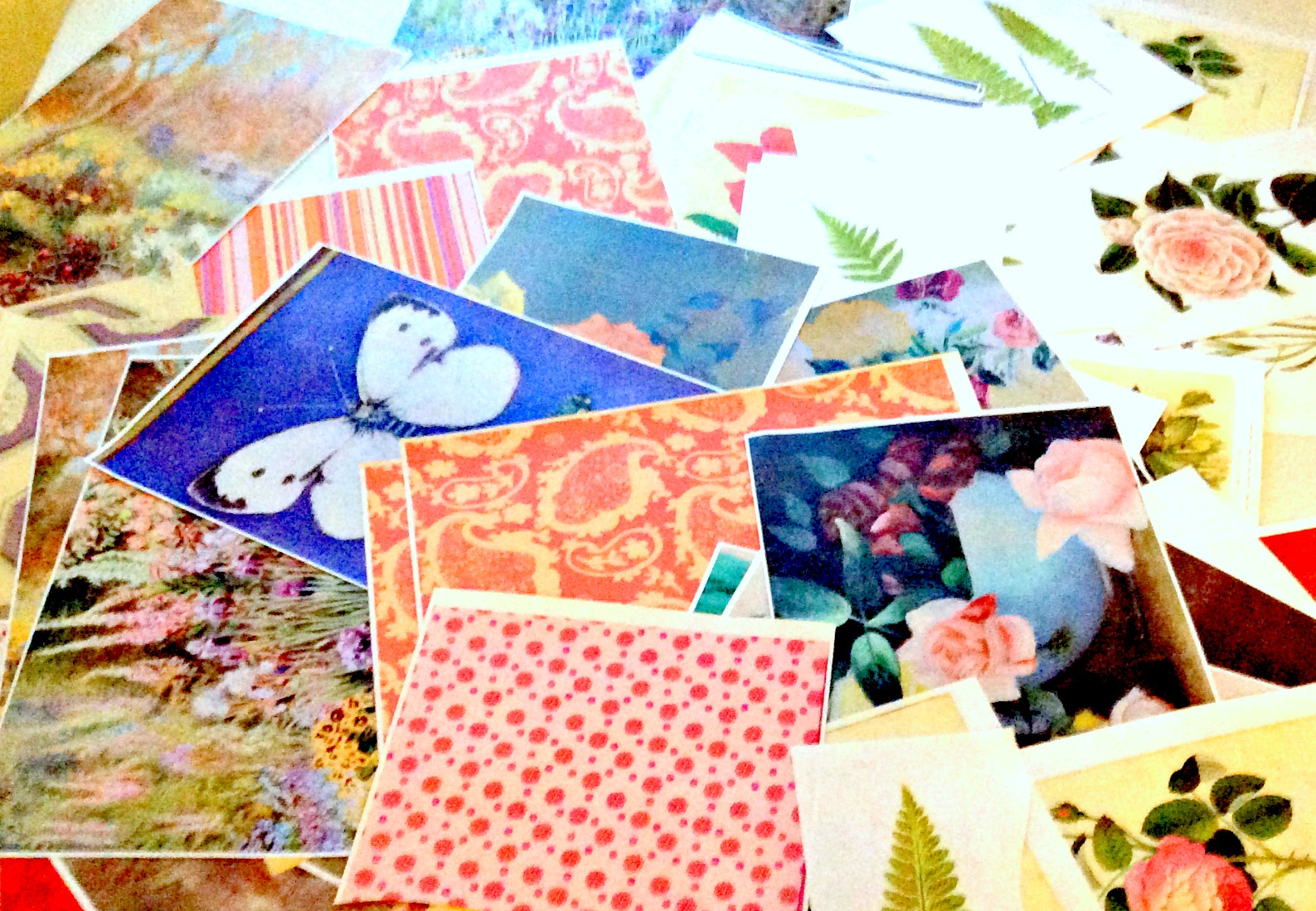 decoupage papers pmed
