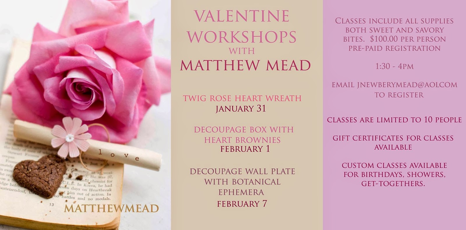 valentine workshop mm
